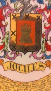 Escudo heráldico del apellido Jociles