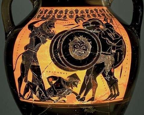 Heracles y Gerion